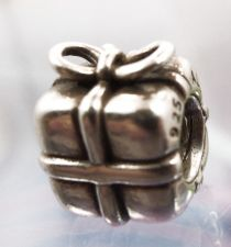 Buy STERLING 925 BEAD by ALE PANDORA - WRAPPED PRESENT GIFT CHARM