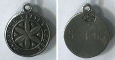 Buy Vintage Signed Sterling Travel Souvenir Charm : Paradise Valley Lodge - PA
