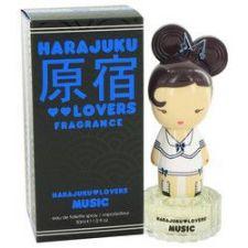 Buy Harajuku Lovers Music by Gwen Stefani Eau De Toilette Spray 1 oz (Women)