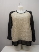 Buy PLUS SIZE 1X Women's Tunic Sweater STYLE&CO. Scoop Neck Long Sleeves Pullover