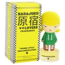 Buy Harajuku Lovers Wicked Style G by Gwen Stefani Eau De Toilette Spray 1 oz (Women)