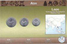 Buy Laos 3 Coin Set