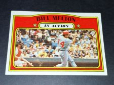 Buy VINTAGE BILL MELTON REDS 1972 TOPPS #184 GD-VG