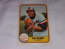 Buy VINTAGE 1980 TOPPS JIM PALMER ORIELS BASEBALL #365 GD-VG