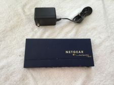Buy DS108 NETGEAR w/PSU ethernet switch Dual Speed Hub 10/100 MBPS 8port uplink