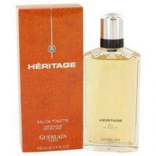 Buy HERITAGE by Guerlain Eau De Toilette Spray 3.4 oz (Men)
