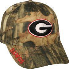 Buy NCAA Georgia Bulldogs Mossy Cap Hat