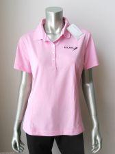 Buy Nike Golf NEW Avcard Womens Tech Pique Polo Dri-Fit 30 UPF Short Sleeve Top L PR