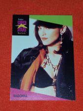 Buy RETRO MADONNA 1992 PROSET ROCK & ROLL COLLECTORS CARD #69 MNT