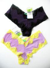Buy A0275 Honeydew Intimates Grids Luxurious Lace on Sheer Mesh Boyshort 365 464 New