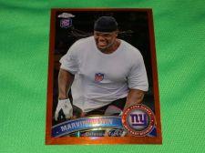 Buy NFL Marvin Austin New York Giants 2011 Topps Chrome Orange Refractor /498 Mnt