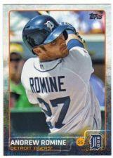 Buy 2015 Topps Update #US137 Andrew Romine Detroit Tigers