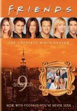 Buy FRIENDS Ninth 9th Season Nine 9 boxed 4 DVD set 2005 Jennifer ANISTON 620mins