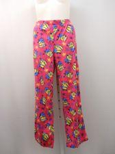 Buy SIZE 20 Womens Pajama Bottoms DESPICABLE ME MINIONS Pink Micro Fleece Sleepwear