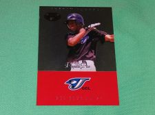 Buy MLB Justin Jackson Blue Jays 2007 TriStar draft picks Baseball GD-VG