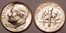 Buy 2004-P BRILLIANT UNCIRCULATED ROOSEVELT DIME~FREE SHIP~