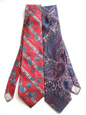 Buy A0475 Christian Dior NEW Italian Silk Patterned Classic Neck Tie Made In USA PR