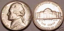 Buy 1961-D BRILLIANT GEM UNC JEFFERSON~FREE SHIPPING~WE HAVE JEFFERSON NICKELS~