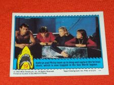Buy RETRO JAWS IN 3-D 1983 MCA COLLECTORS CARD #19 MNT