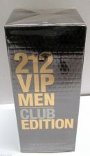 Buy Carolina Herrera 212 VIP MEN CLUB EDITION EDT 100ml 3.4oz Eau de Toilette NEW