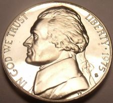 Buy 1975-S PROOF JEFFERSON NICKEL~GREAT PRICE~FREE SHIPPING