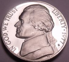 Buy United States Proof 1977-S Jefferson Nickel~We Have Jeffersons~Free Shipping