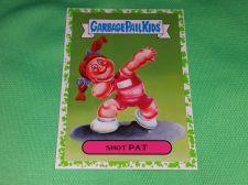 Buy RARE 2016 SHOT PAT GARBAGE PAIL KIDS Collectors Card Mnt