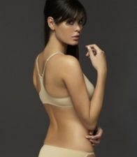 Buy SB37 Le Mystere NEW LY655 Nude L'image Racerback Cotton Front Closure UW Bra 38C