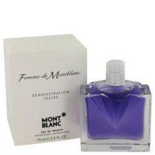 Buy FEMME DE MONT BLANC by Mont Blanc Eau De Toilette Spray (Tester) 2.5 oz (Women)