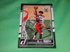 Buy NBA OJ MAYO BUCKS SUPERSTAR 2015 PANINI BASKETBALL GEM MN