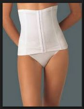 Buy SH004 Flexees NEW Women's Shapewear Waist Nipper Firm Control FO6868 White L PR