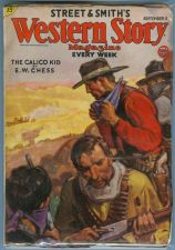 Buy Street & Smith's Western Story Magazine [v133 #1, September 8, 1934]~4
