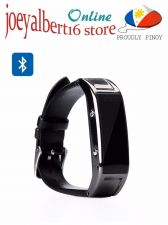 Buy Bluetooth 3.0 Smart Wristband Watch - LCD Display, Support SMS + Phonebook Sync,