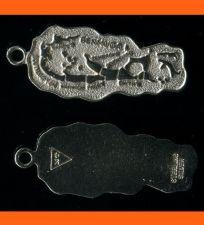 Buy BERMUDA Souvenir Map Charm : Sterling Silver
