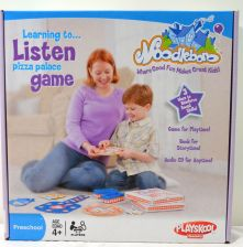 Buy Playskool Noodleboro Learning To Listen Pizza Palace Game