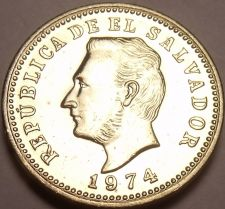 Buy Gem Uncirculated El Salvador 1974 3 Centavos~Only Year Ever Made~Free Shipping