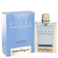 Buy Acqua Essenziale by Salvatore Ferragamo Eau De Toilette Spray 3.4 oz (Men)