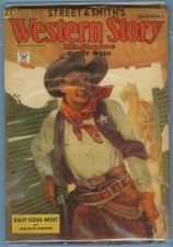 Buy Street & Smith's Western Story Magazine [v134 #3, November 3, 1934]~2