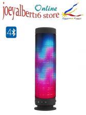 Buy 10 Watt Portable Bluetooth 4.0 Speaker - 360 Degree Sound, 88 LEDs, 5 Lighting F