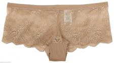 Buy A402H Calvin Klein Seductive Comfort with Lace Hipster F2938 Dune Ivory New