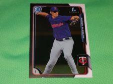 Buy MLB Aaron Slegers Twins SUPERSTAR 2015 BOWMAN CHROME MNT