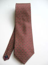 Buy A0475 Kuppenheimer NEW Italian Silk Diamond Pattern Classic Neck Tie Made In USA