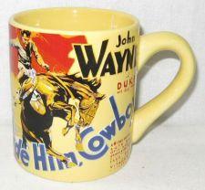 Buy John Wayne Coffee Mug 14 OZ