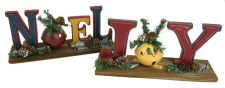 Buy Large Noel / Joy Table Top Decor