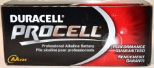 "Buy Duracell PC1500 Procell AA Size Alkaline Battery Made in the USA. ""2020,"