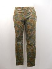 Buy SIZE 20 XXL Womens Knit Jeggings FADED GLORY Floral Print Mid Rise Inseam 30