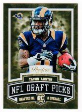 Buy NFL 2013 PRESTIGE #2 TAVON AUSTIN RC MNT