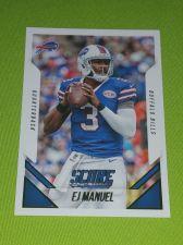 Buy NFL 2015 PANINI EJ MANUEL BILLS SUPERSTAR #116 MNT