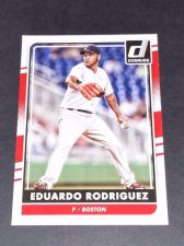 Buy MLB Eduardo Rodriguez Red Sox SUPERSTAR 2015 DONRUSS BASEBALL GEM MNT