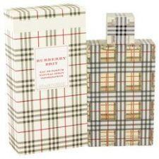 Buy Burberry Brit by Burberry Eau De Parfum Spray 3.4 oz (Women)